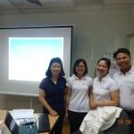 CHD team