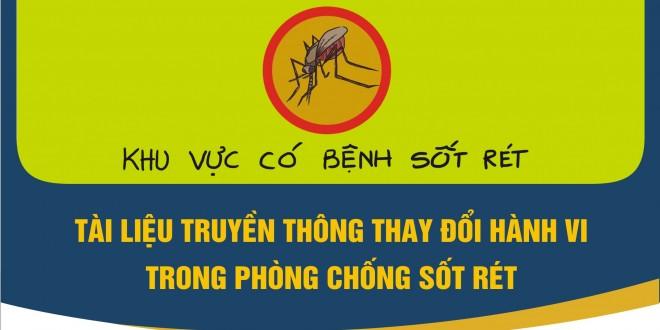 SÁCH: Tài liệu truyền thông thay đổi hành vi trong phòng chống sốt rét
