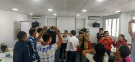 Tiến hành tập huấn nâng cao năng lực của CMAT tại Gia Lai 9/2020
