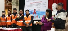 """ẢNH_Truyền thông trực tiếp """"Nâng cao nhận thức về phòng chống các bệnh lây nhiễm qua đường tình dục"""" gói thầu CP07"""